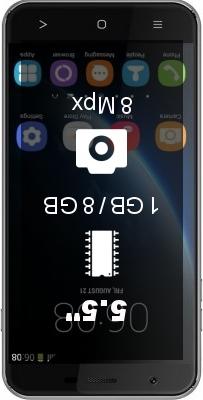 OUKITEL U7 Max smartphone