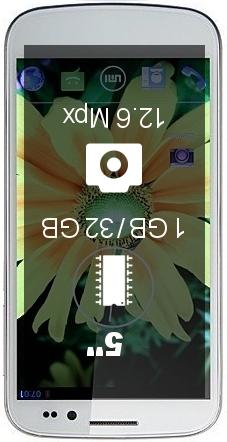 UMI X2 1GB 32GB smartphone