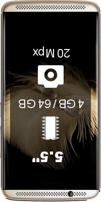 ZTE Axon 7 4GB 64GB smartphone