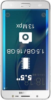 Samsung Galaxy J7 SM-J700H 3G smartphone