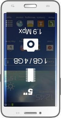 Landvo L800 S 1GB smartphone