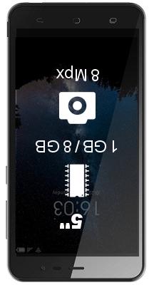 HiSense F10 smartphone