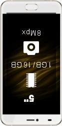 AllCall Bro 1GB 16GB smartphone