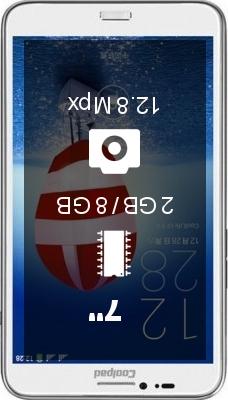 Coolpad 9976A Halo smartphone