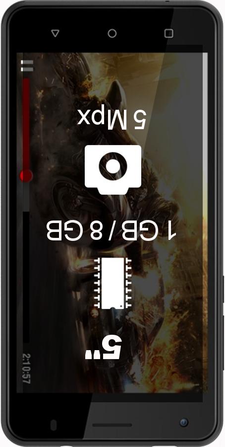 IVooMi Me 1 smartphone