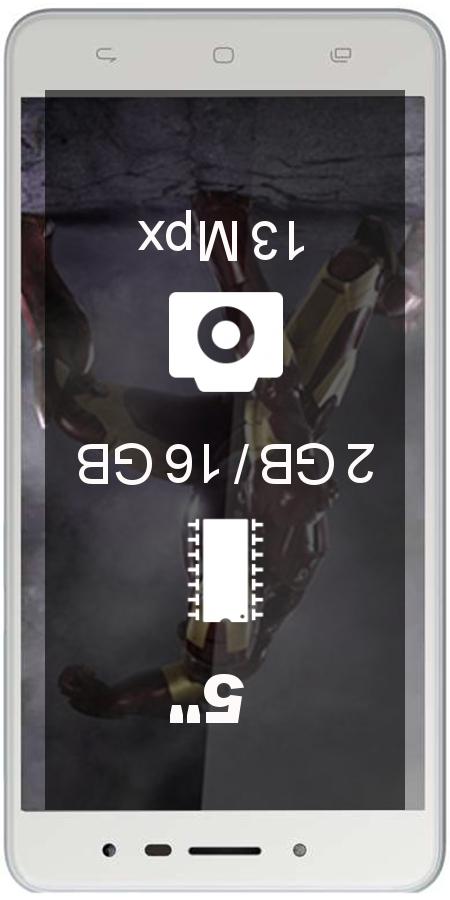 HiSense L671 smartphone