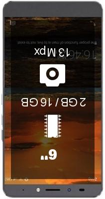 Infinix Note 3 X601 smartphone