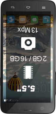 InFocus M530 smartphone