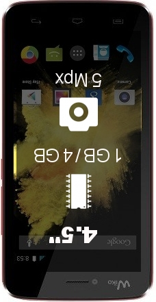 Wiko Birdy 4G smartphone