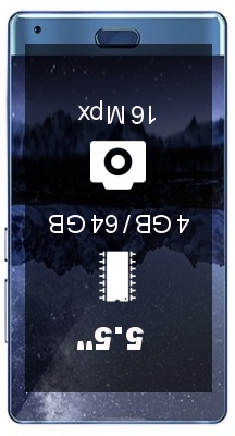 DOOGEE Mix 4GB 64GB smartphone