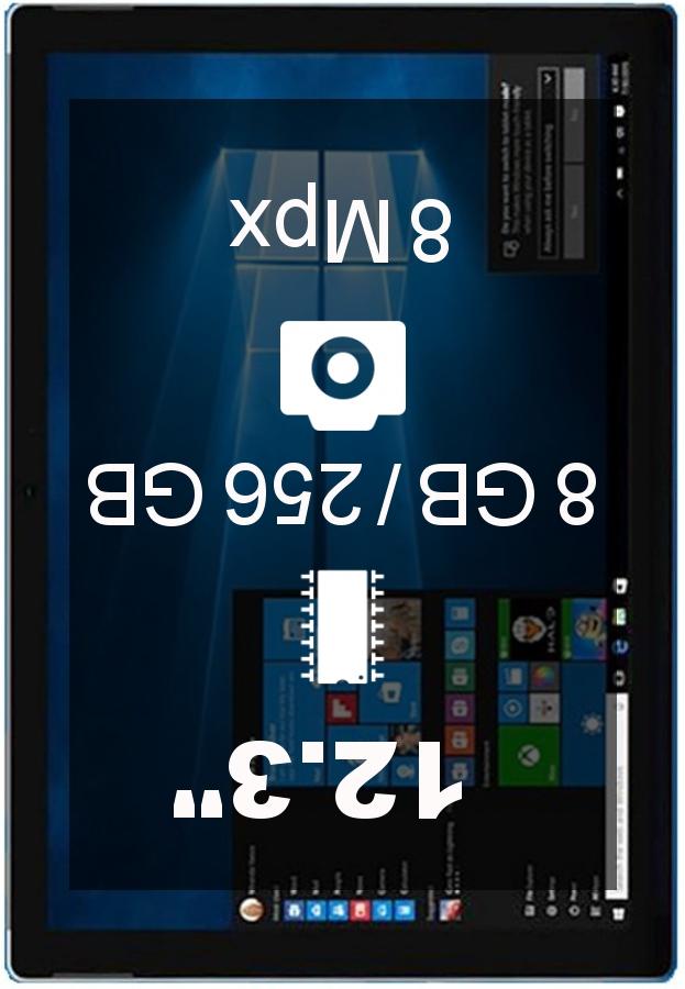 Microsoft Surface Pro 4 i5 8GB 256GB1 tablet