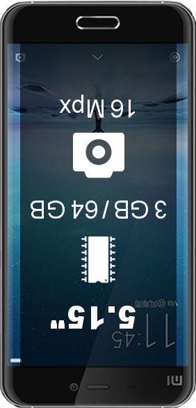 Xiaomi Mi5 3GB 64GB smartphone