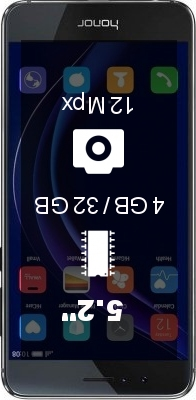 Huawei Honor 8 EU 4GB 32GB smartphone