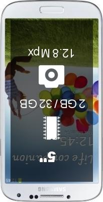 Samsung Galaxy S4 I9505 32GB smartphone