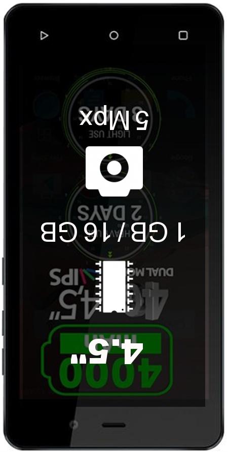 Allview P5 Energy smartphone