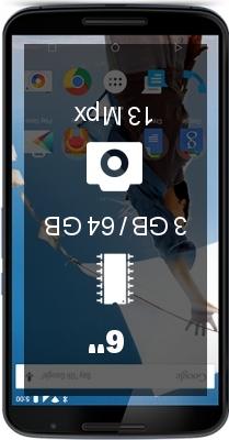 Motorola Nexus 6 64GB smartphone
