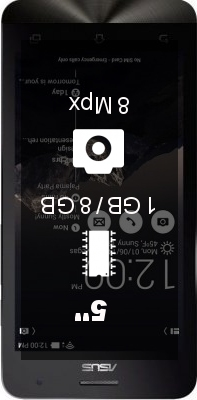 ASUS ZenFone 5 1GB 8GB Z580 smartphone