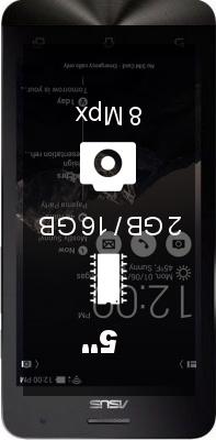 ASUS ZenFone 5 2GB 16GB Gold smartphone