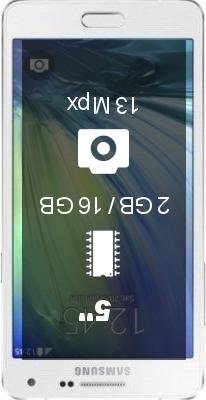 Samsung Galaxy A5 Dual SIM smartphone