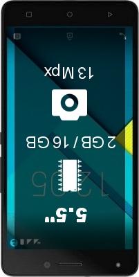 BQ Aquaris M5.5 2GB 16GB smartphone