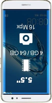 Huawei Nova Plus AL10 4GB 64GB smartphone
