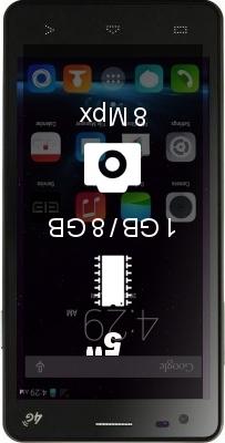 Elephone P3000 64bits smartphone