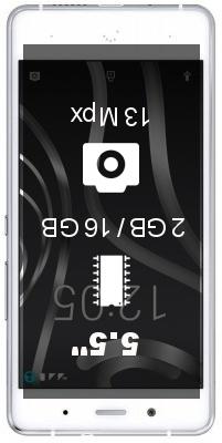 BQ Aquaris X5 Plus 2GB 16GB smartphone