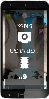 Timmy M28 smartphone