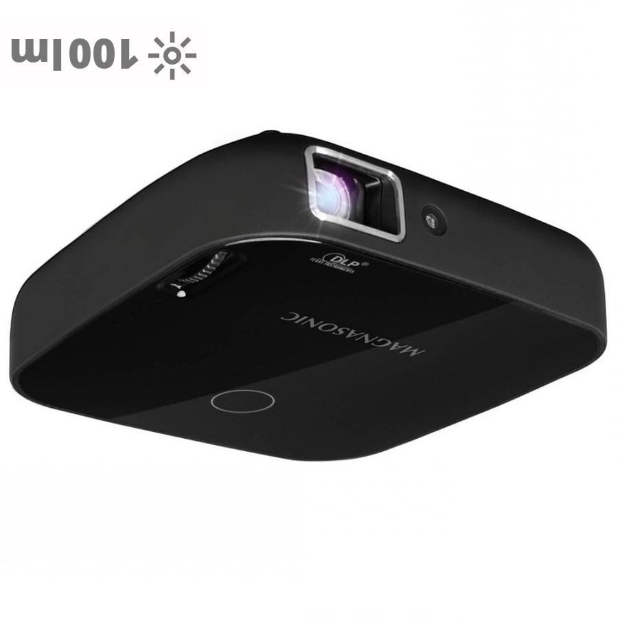 MAGNASONIC PP72 portable projector