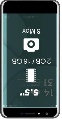 DOOGEE Y6C smartphone