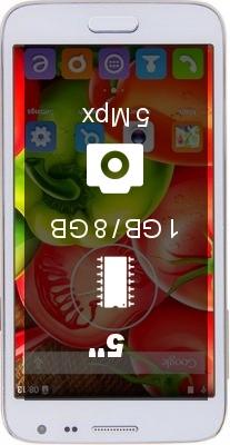 Jiake G900W 1GB 8GB smartphone