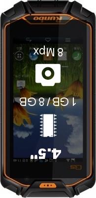 Runbo Q5-S smartphone