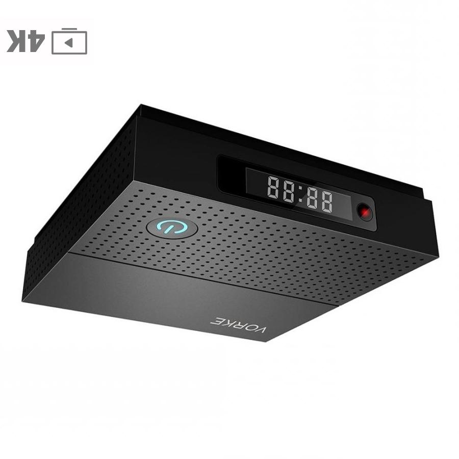 VORKE Z6 Plus 3GB 32GB TV box