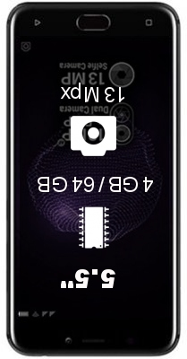 Amigoo X4 Soul smartphone