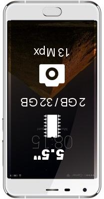 Siswoo C8 Patrol smartphone