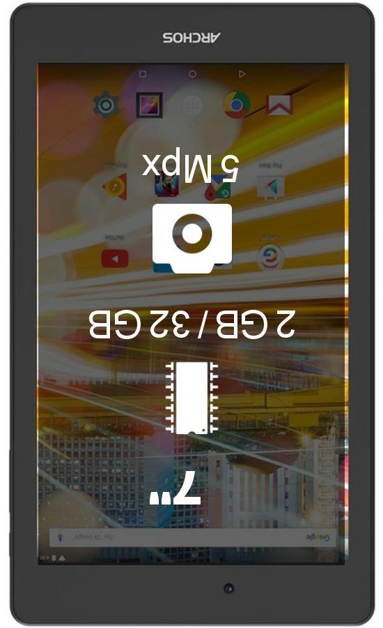 Archos 70 Oxygen tablet