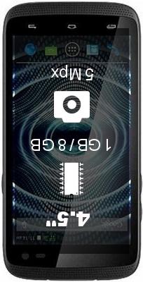 Xolo Q700 Club smartphone