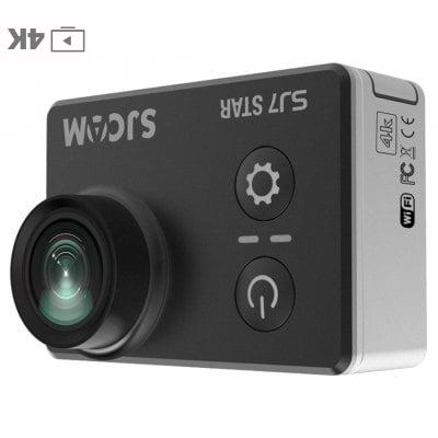 Eken Test error action camera