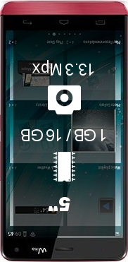 Wiko Getaway smartphone
