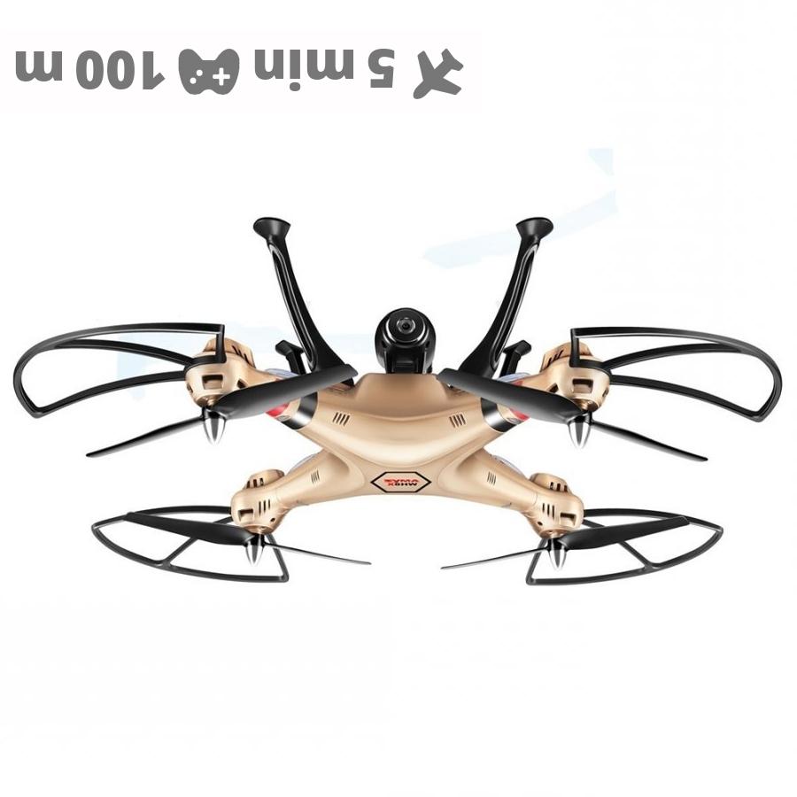Helicute H107R X- drone