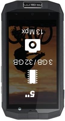 AGM A1Q 3GB-32GB smartphone