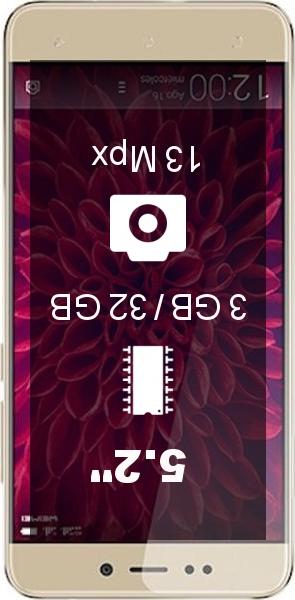 Weimei Force 2 smartphone