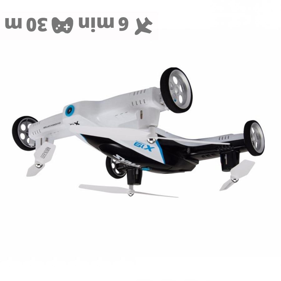 Syma X19W drone