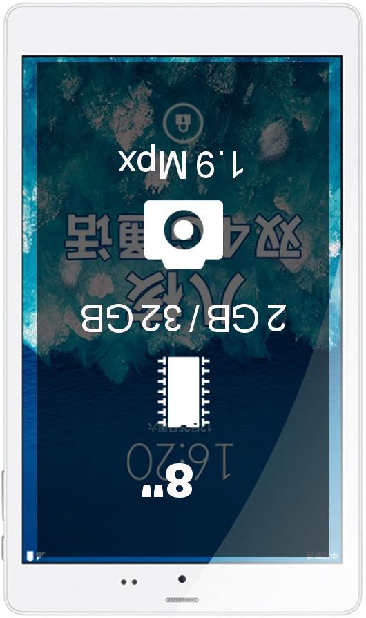 Chuwi Hi8 Redux tablet