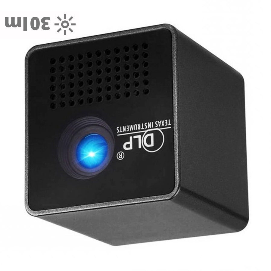 UNIC P1+ portable projector