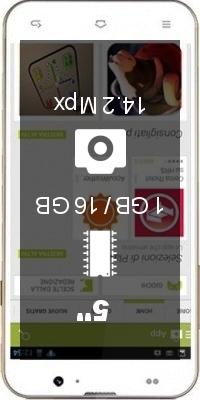 Zopo ZP980+ 1GB 16GB smartphone