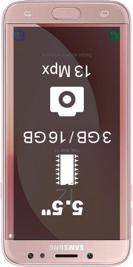 Samsung Galaxy J7 (2017) J730F/DS smartphone