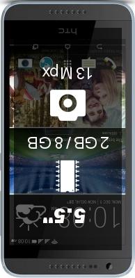 HTC Desire 820 8GB smartphone