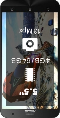 ASUS ZenFone 2 ZE550ML CN/IN 4GB 64GB 1,8Ghz smartphone