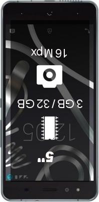 BQ Aquaris X5 3GB 32GB smartphone